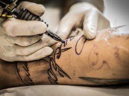Tatuointi Espanja